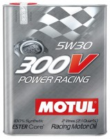 Моторное масло MOTUL 300 V Power Racing 5W-30 2л