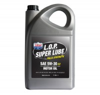 Моторное масло Lucas L.O.P. Super Lube 5W30 C3 5 л.