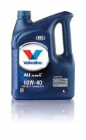 Моторное масло Valvoline ALL CLIMATE EXTRA SAE 10W-40, 4л