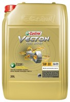 Моторное масло CASTROL Vecton Fuel Saver 5W-30 E6/E9 20л