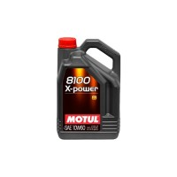 Моторное масло MOTUL 8100 X-Power  10W-60  4л