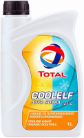 Антифриз TOTAL Coolelf Auto Supra -37°С, 1л
