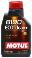 Моторное масло MOTUL 8100 Eco-clean Plus 5W-30 1л
