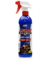 Быстрый воск Lucas Oil Slick Mist Speed Wax - 710 мл.
