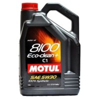 Моторное масло MOTUL 8100 Eco-clean Plus 5W-30 5л