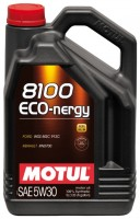 Моторное масло MOTUL 8100 Eco-nergy  5W-30 5л