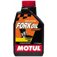 MOTUL Fork Oil Expert Light 5W  1л