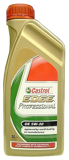 Моторное масло CASTROL EDGE Professional OE-T 5W-30 1л