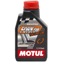 MOTUL Fork Oil light / medium Factory Line 7,5W 1л