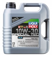 Моторное масло Liqui Moly Special Tec AA (Leichtlauf Special AA) 10W-30 4 л