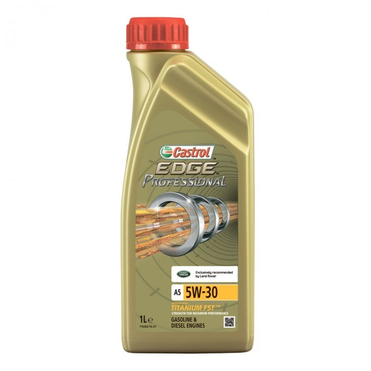 Моторное масло CASTROL EDGE Professional A5-T 5W-30 (Land Rover) 1л