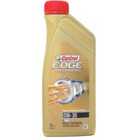 Моторное масло CASTROL EDGE Turbo Diesel 0W-30 1л Titanium FST