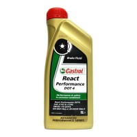 CASTROL React Performance DOT 4 1л