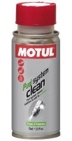 Промывка MOTUL Fuel System Clean Scooter 2T&4T 0,075л