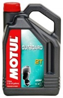 Моторное масло MOTUL Outboard 2T 5л