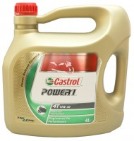 Моторное масло CASTROL Power 1 4T 10W-40 4л